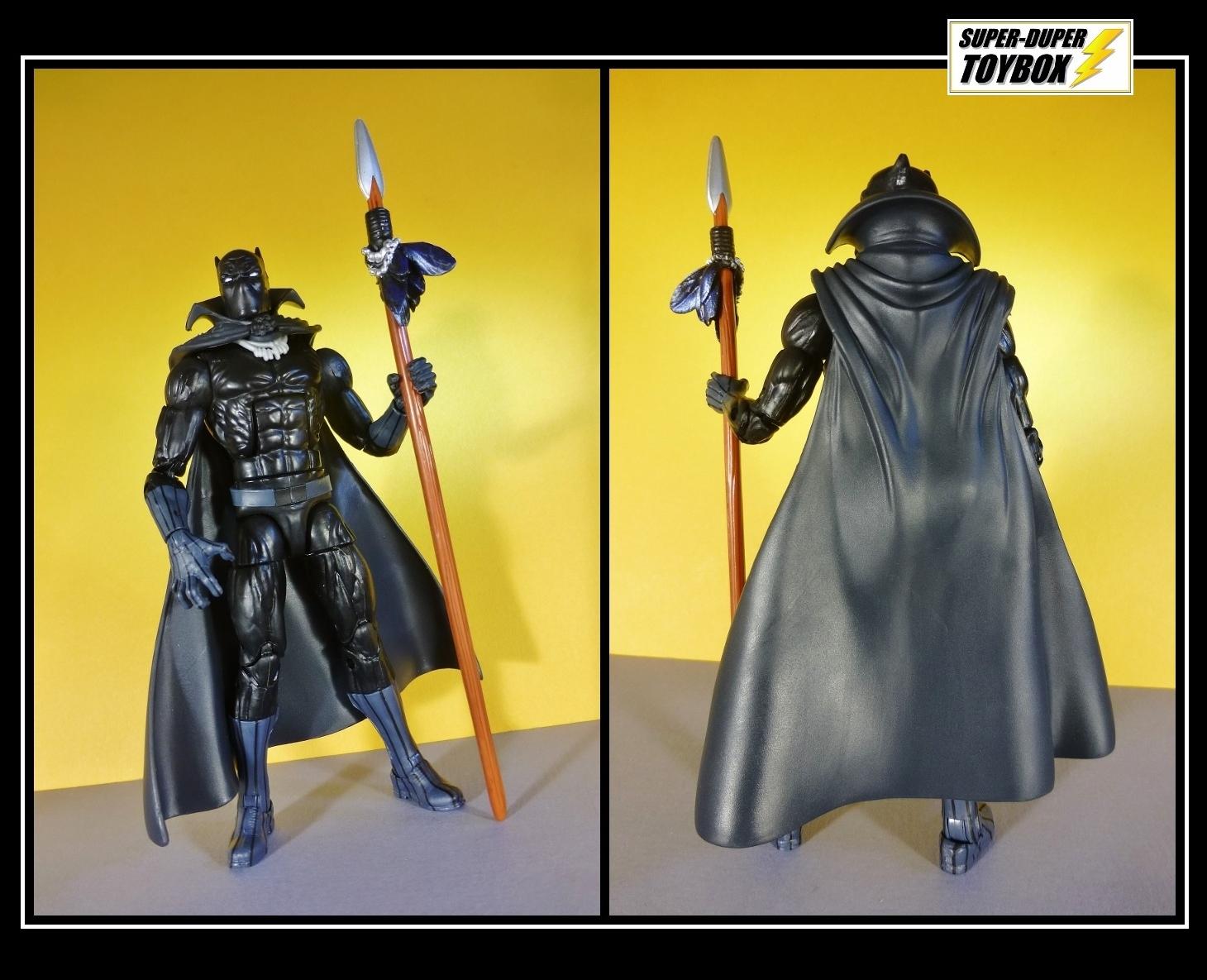 de nakia black panther figure 2018 NEUF Marvel Legends Okoye BAF torse