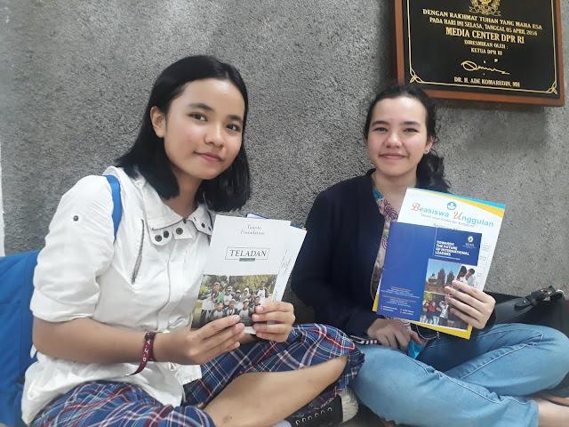 Pengunjung Padati Hari Ke - 2 Festival Beasiswa Nusantara 2018