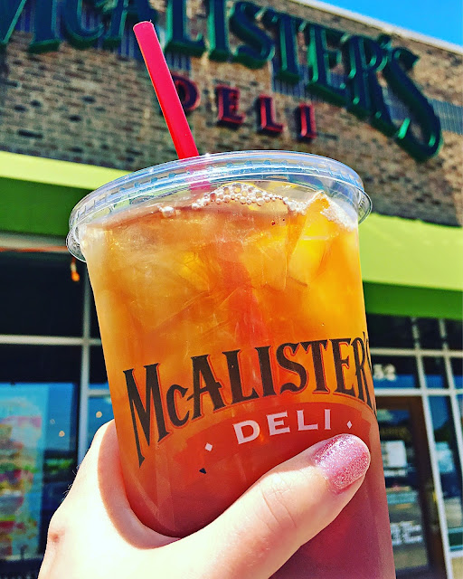 McAlister's #FreeTeaDay2016 - are you a Tea Freak? Enter McAlister's Instagram contest for a chance to win $5,000! Just tag your Instagram photo or video with @McAlistersDeli and #FreeTeaDay2016