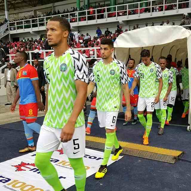 Nigeria vs Congo: Chelsea react to penalty awarded against Super Eagles by Ghanaian referee