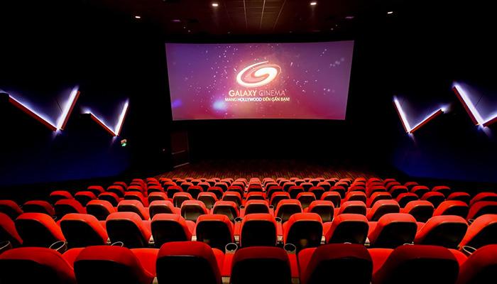 Rạp chiếu phim hiện đại