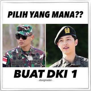 5 Meme Pilkada DKI 2017