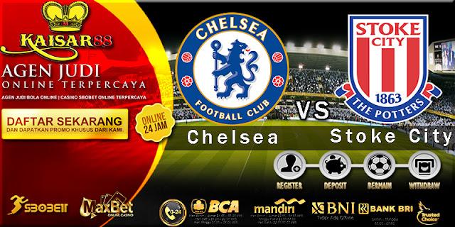 Prediksi Bola Jitu Liga Inggris Premier League Chelsea vs Stoke City 30 Desember 2017