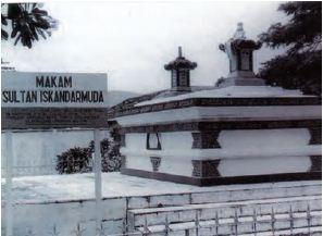 Peninggalan Sejarah Kerajaan atau Kesultanan Aceh Darussalam Pada Masa Pemerintahan Sultan Iskandar Muda