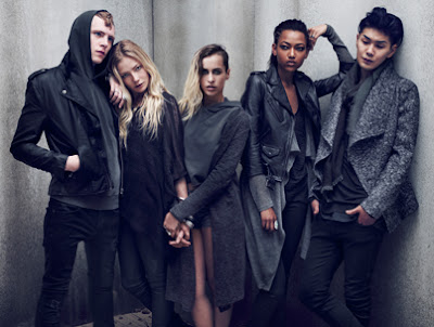 The grey concept by H&M