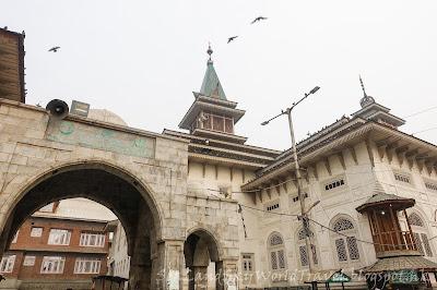 喀什米爾, mosque, 清真寺, kashmir