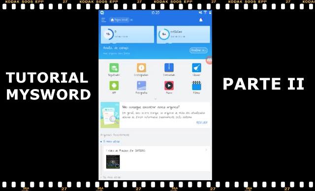 Configurar Biblia de estudo MySword
