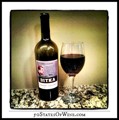 Mike Ditka Wines 2010 The Coach Cabernet Sauvignon