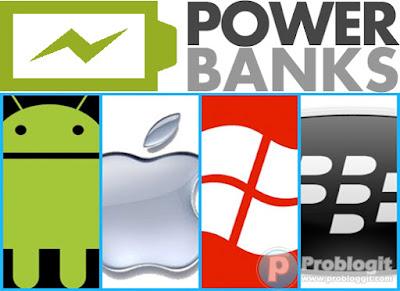 Daftar Merek Power Bank Terbaik Yang Awet dan Berkapasitas Tinggi
