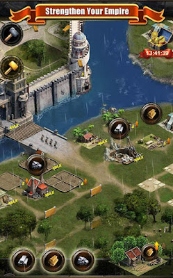 Hack Clash of Kings Full Tiền Cho Android Iphone