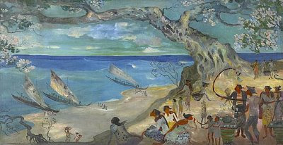 ARTKIMIANTO BLOG LUKISAN NATURALIS KARYA HENDRA GUNAWAN