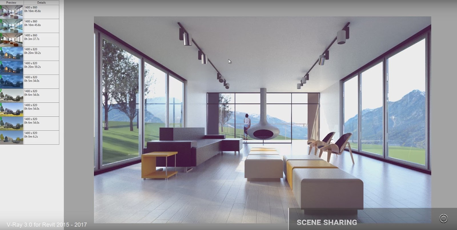 V-ray For Revit Torrent - roomcave's diary