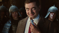 Rowan Atkinson in funny snickers commercial