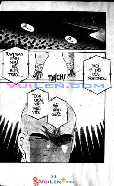 Shura No Mon  shura no mon vol 18 trang 31