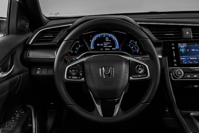 Honda Civic 2018: informações, preço e fotos