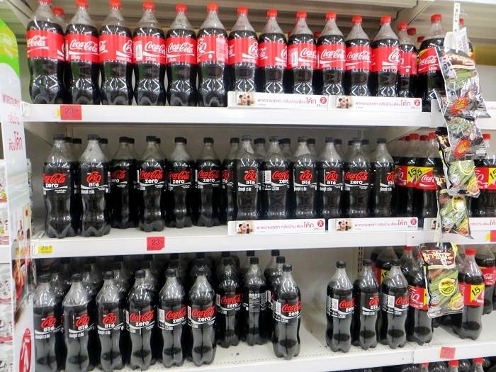 Цены на Колу в Таиланде