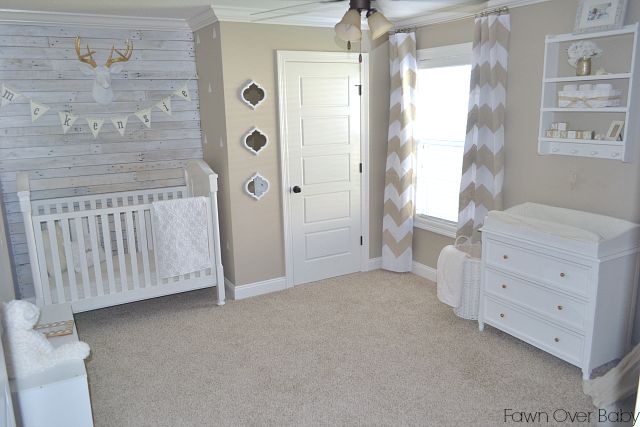 Fawn Over Baby Mckenzie S Nursery 2 Revealed