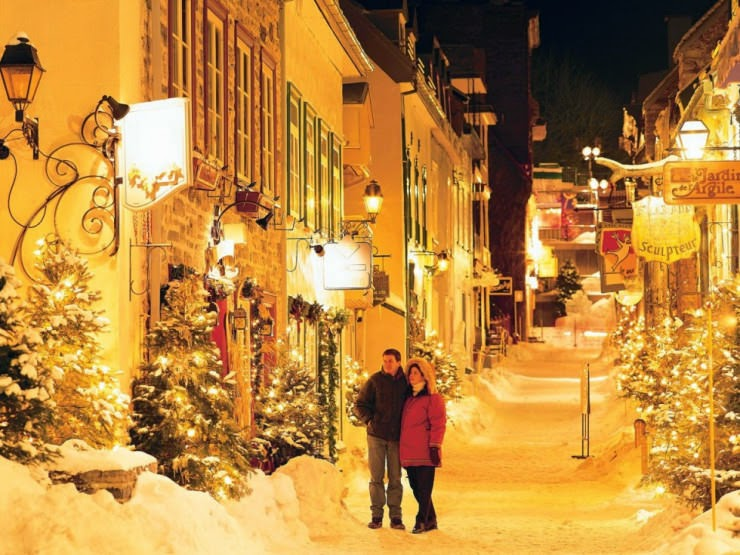 23. Quebec City, Canada - 29 Most Romantic Alleys to Hike