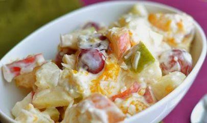 Yuk baca Resep Salad buah di butania.com !