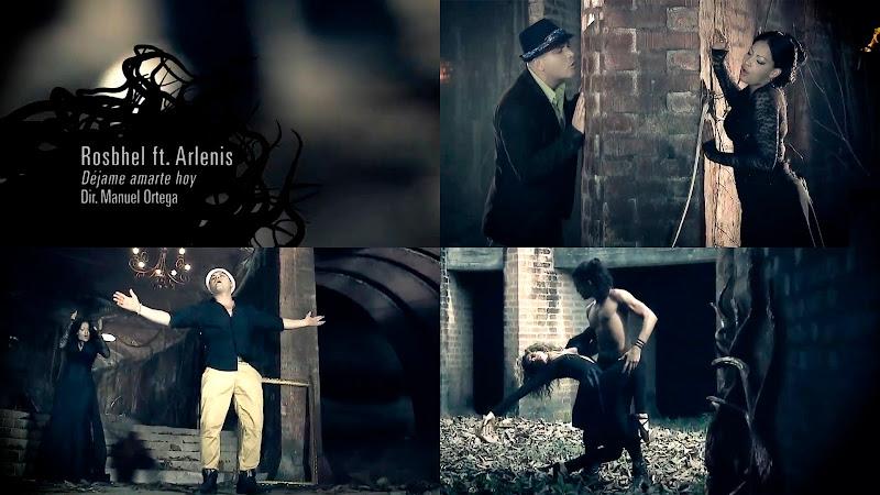 Rosbhel y Arlenys - ¨Déjame amarte hoy¨ - Videoclip - Director: Manuel Ortega. Portal del Vídeo Clip Cubano