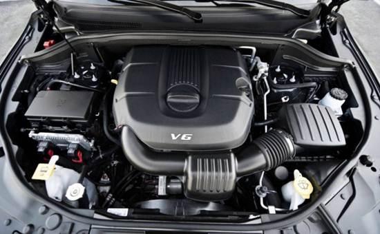 2016 Dodge Durango SXT Review