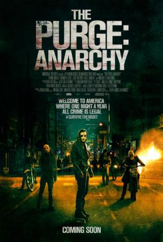 The Purge: Anarchy [2014] [DVDR] [NTSC] [Latino]