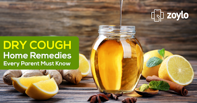 Dry Cough Home Remedies Every Parent Must Know