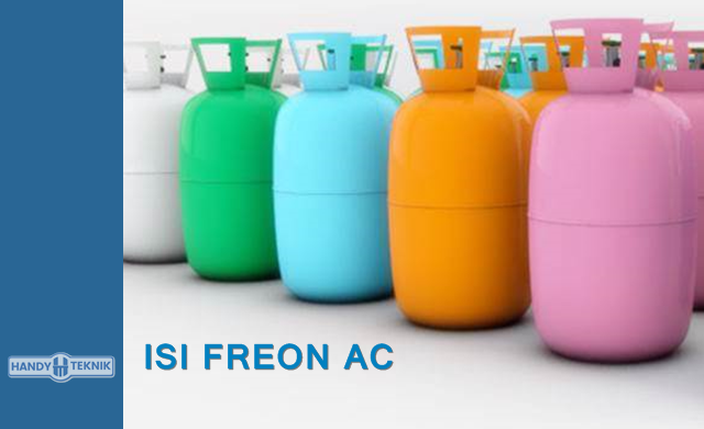 ISI FREON AC