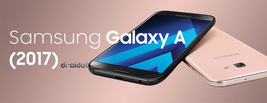 Akhirnya Samsung Galaxy A 2017 Hadir Di Indonesia