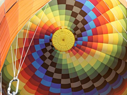 Exploring AZ: Hot Air Balloon Ride