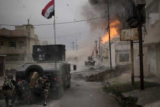 Soal Serangan di Mosul, AS Mulai Buka Kemungkinan Terlibat