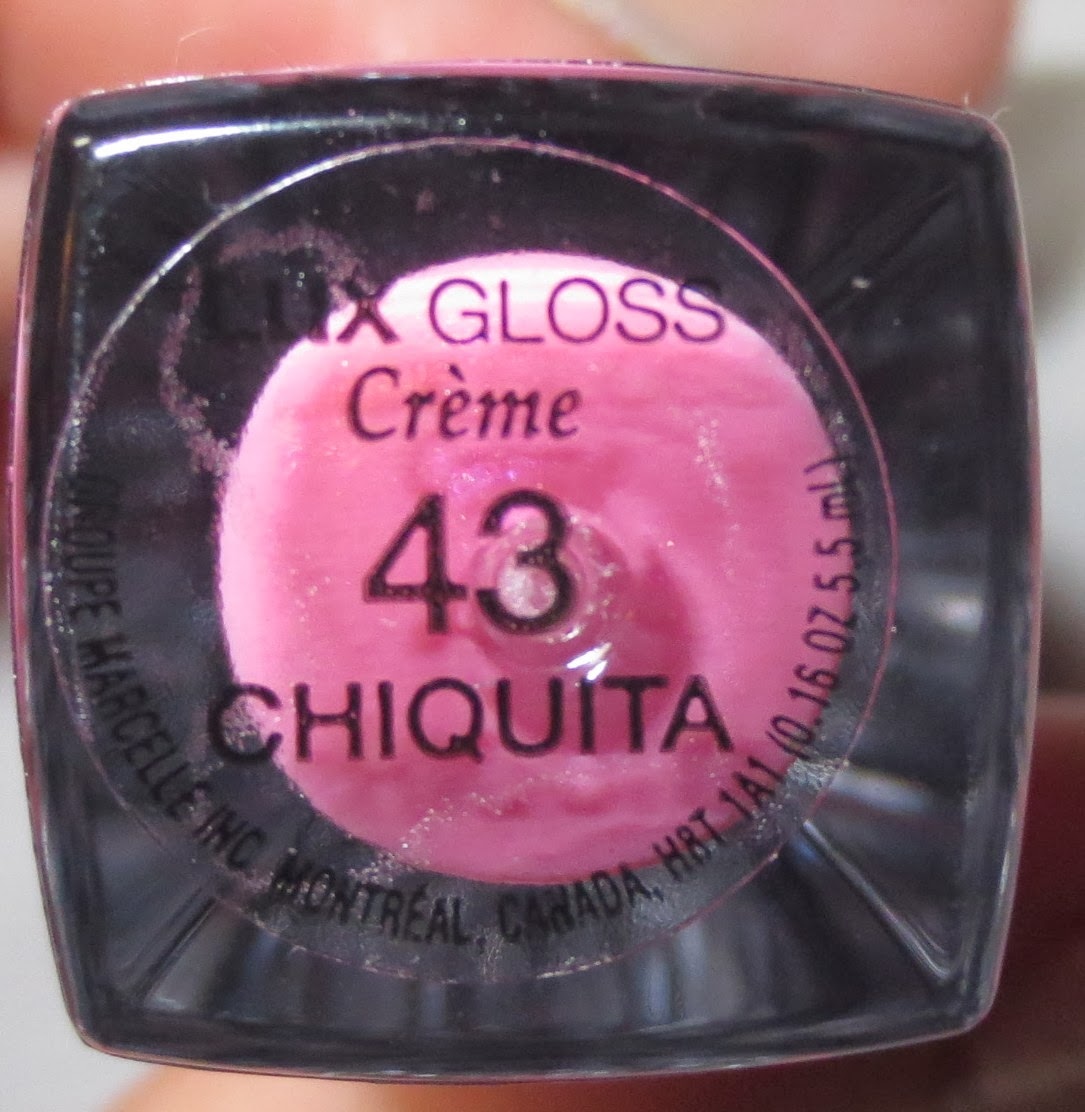 Marcelle Lux Gloss Cream in Chiquita