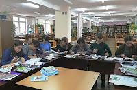 grupele PP33R şi PP43R si cadru didactic Aliona Briţchi, dr., lector universitar