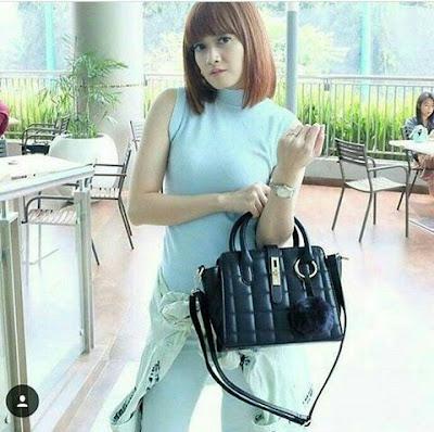 Chika Jessica JH Pillow Bag