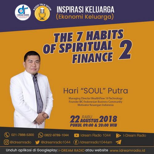 The 7 Habits of Spiritual Finance Part 2