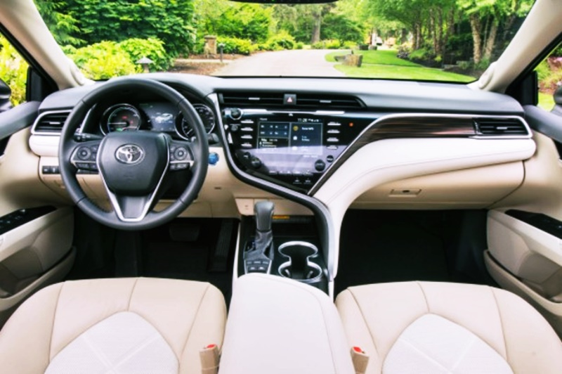 2018 New Toyota Camry Feature, Specs