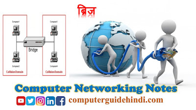 ब्रिज  : Networking Device