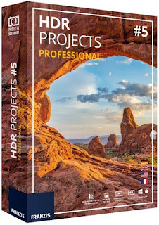 Franzis HDR Projects Professional 5.52.02653 Multilingual Full Crack