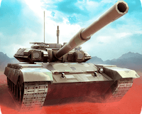 Iron Tank Assault Unlimited (Money - Diamond) MOD APK