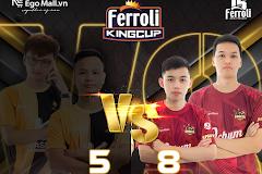 AoE Ferroli King Cup: Vòng 4 và quá nhiều điều để nói