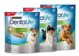 Gratis Purina Dentalife para perros