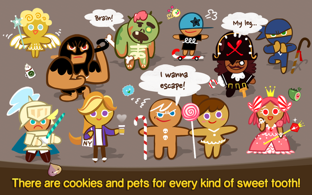 game cookie run