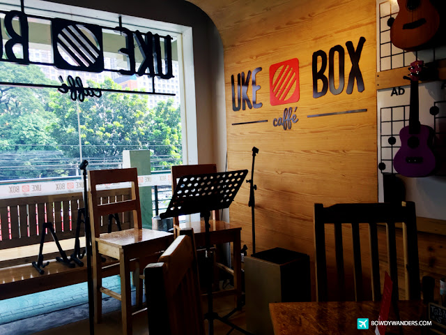 bowdywanders.com Singapore Travel Blog Philippines Photo :: Philippines :: Uke Box Caffé: Uke with Coffee – Your Answer To A Caffeine-Loving Soul