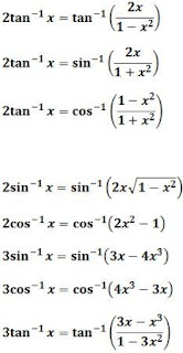 Addition and Subtraction Formulas