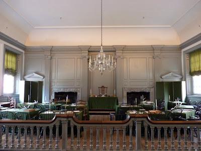 Assembly Room (Asamblea) Filadelfia