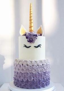 Tortas de Unicornios