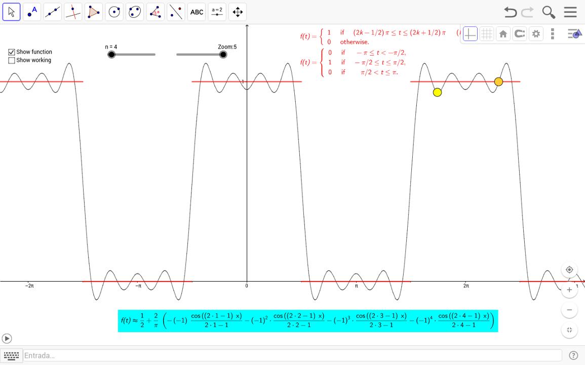 Princípio de Fourier pode melhorar imagens e vídeo