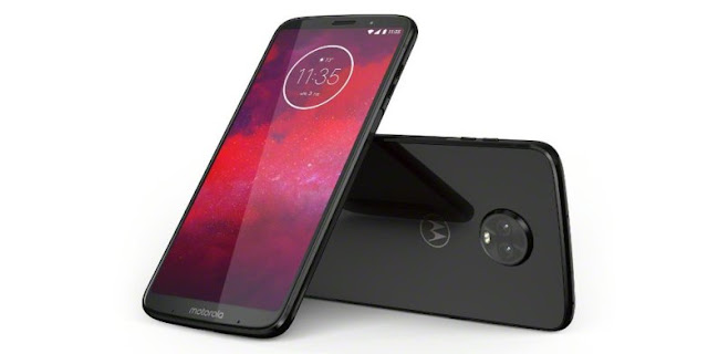 The world's first 5G smartphone just launched and we all missed it