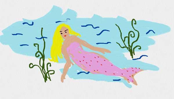 Dongeng tentang Putri Duyung yang jatuh cinta kepada seorang Pangeran, dan mengubah sirip dan ekornya yang indah menjadi kaki