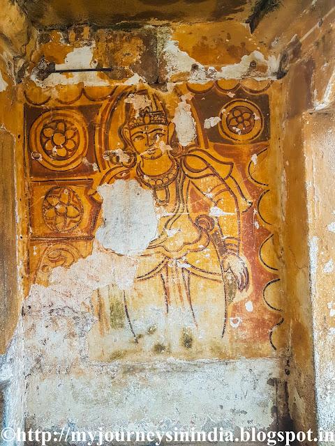 Murals at Gopala Krishna swamy Temple Thondanur